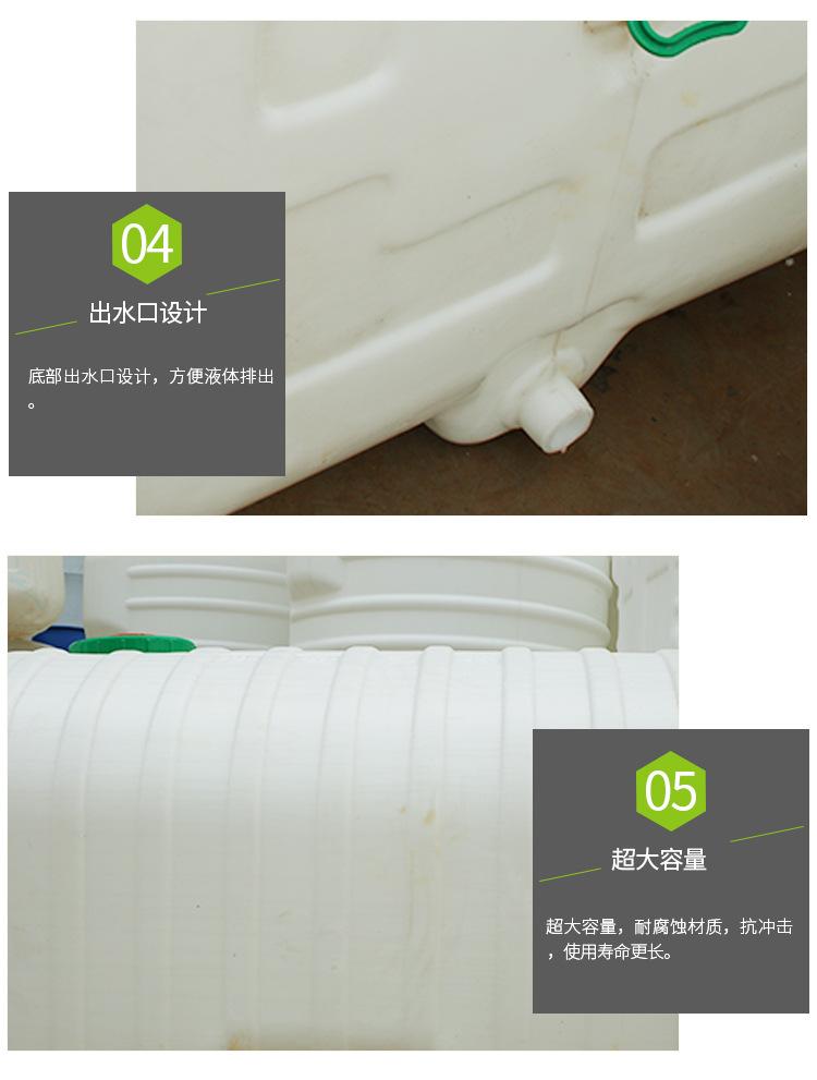 昆明方形卧式水罐