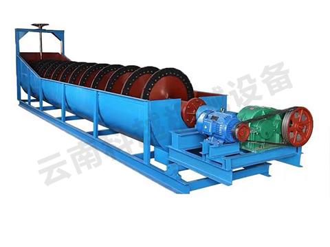 云南新型螺旋洗砂機廠家