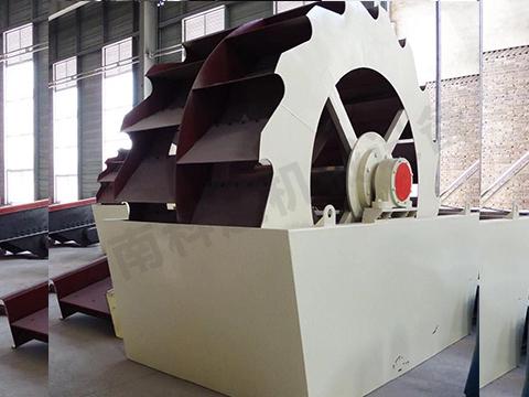 昆明輪鬥洗石機生產
