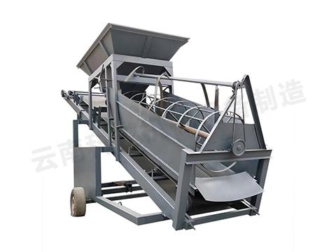 云南建筑滚筒筛沙机厂家