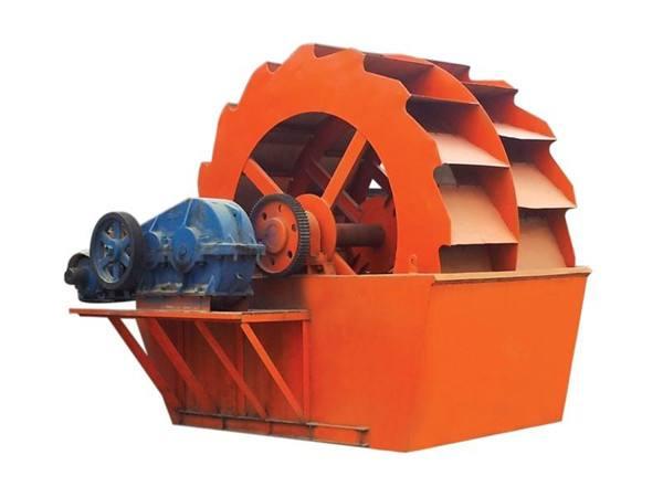 雲南輪式洗砂機的使用維護