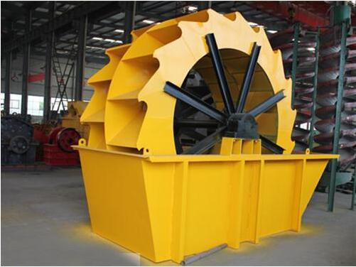 【云南洗砂机厂家】提高洗砂机工作效率的7个方法