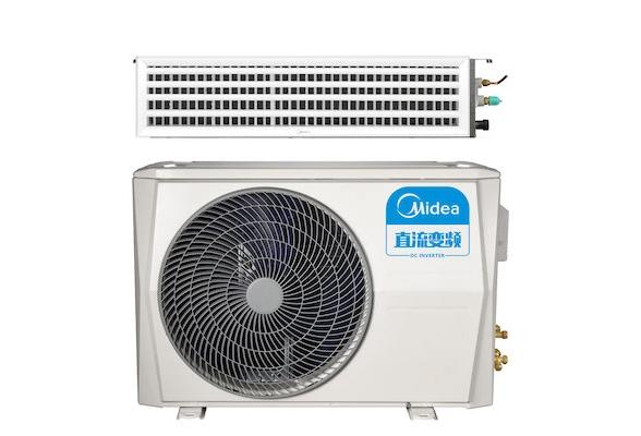 昆明美的商用中央空调使用过程中对于冷却塔的维保也不能忽略