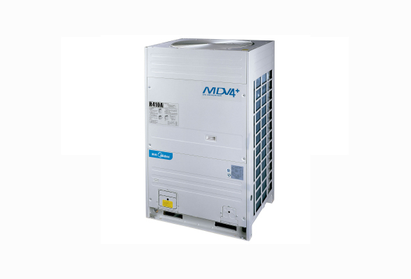 美的MDV4+直流变频智能多联中央空调