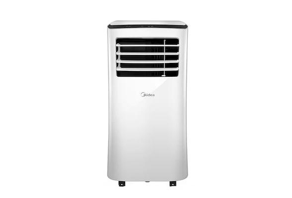 美的移动空调单冷家用一体机1匹免安装免排水 KY-25/N1Y-PH