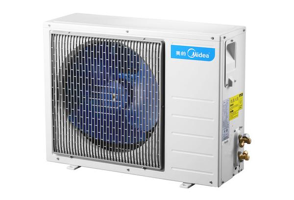 昆明美的家用空气能热水器