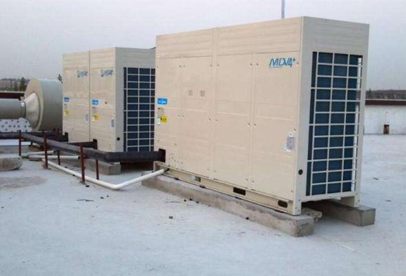云南美的商用中央空调安装,昆明美的商用中央空调安装方法: