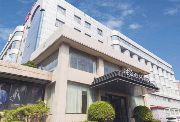 美的空调安装案例-大理亚朵酒店