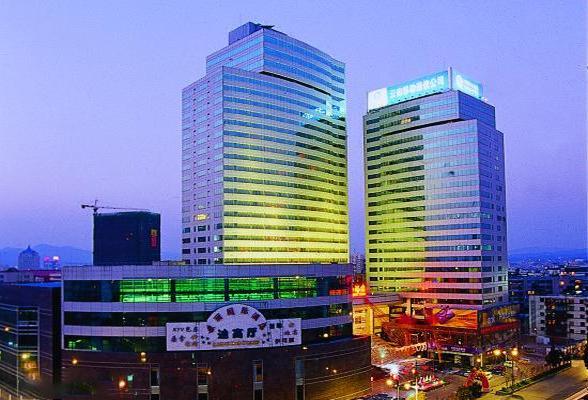 云南美的中央空调安装-泰丽国际酒店