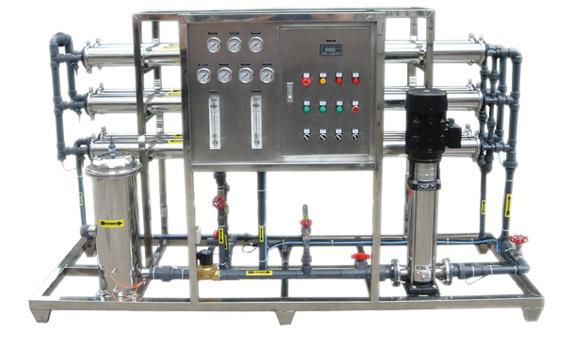 1.5T纯净水设备