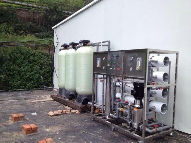 4T纯水设备