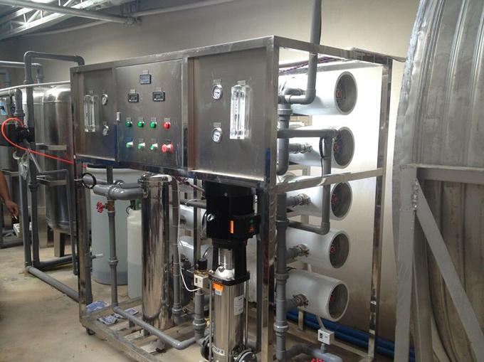 5T纯净水设备