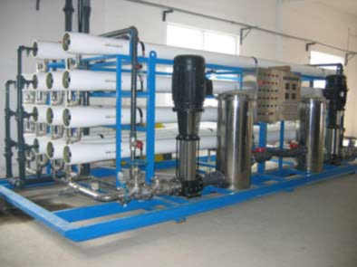 50T纯净水设备