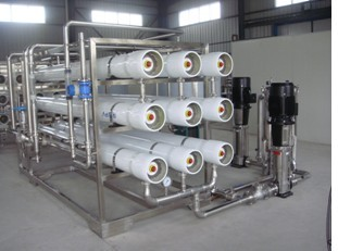 60T纯净水设备