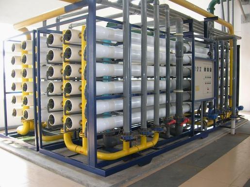 200T纯净水设备