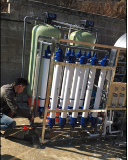 純水設備安裝
