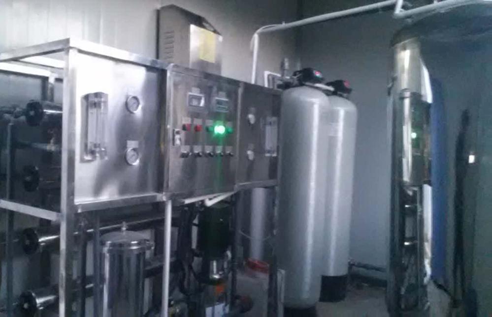 大理弥渡水泥厂纯水设备