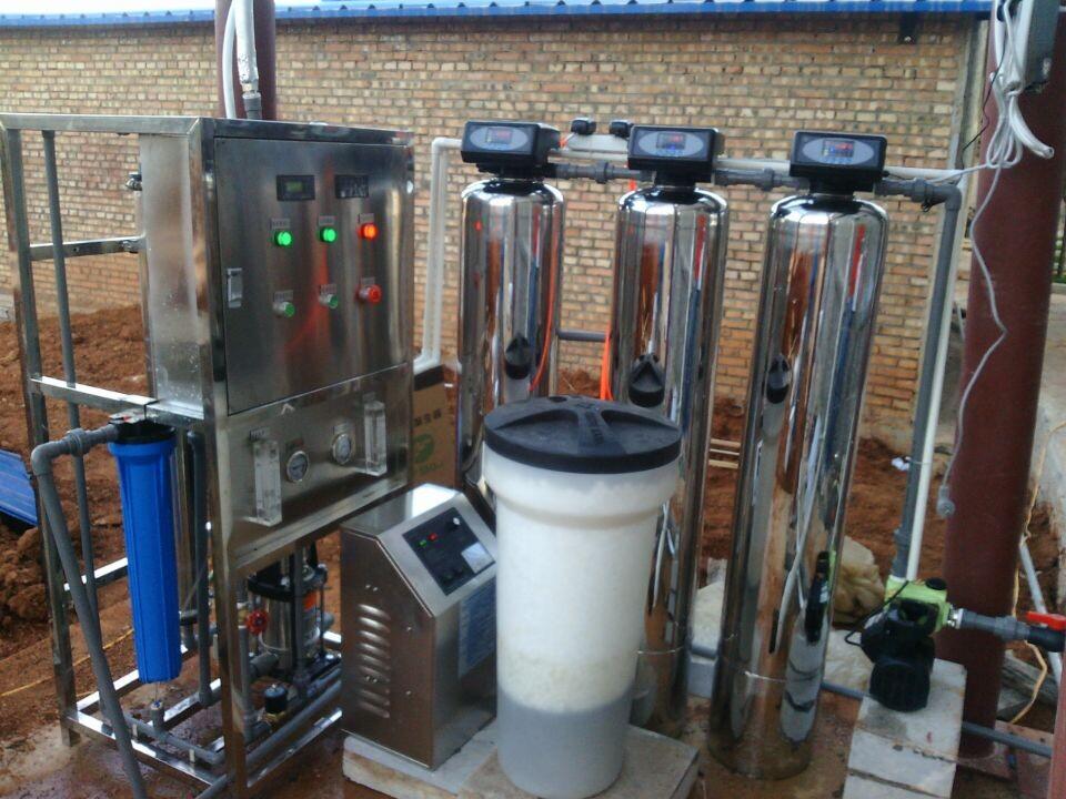 石林別墅家用0.25T每小時純水設備
