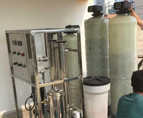 宜良工業園區0.5T每小時純凈水設備