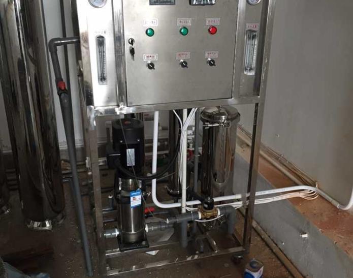 玉溪酒廠0.5T純凈水設備