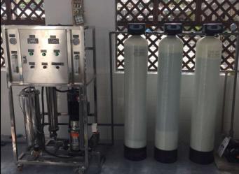 凤庆生态农庄净水设备