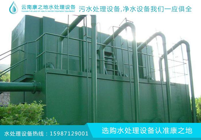 昆明污水处理设备价格