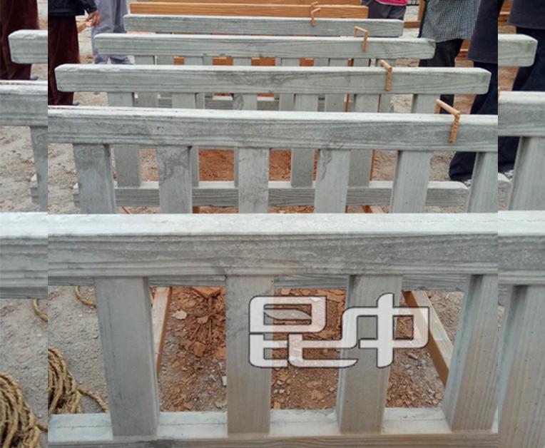 云南水泥栏杆护栏厂家