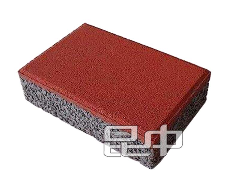 砂基生态透水砖