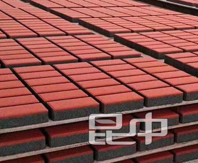高分子砂基透水砖