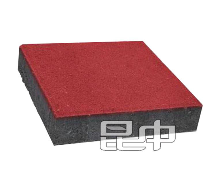 基砂透水砖
