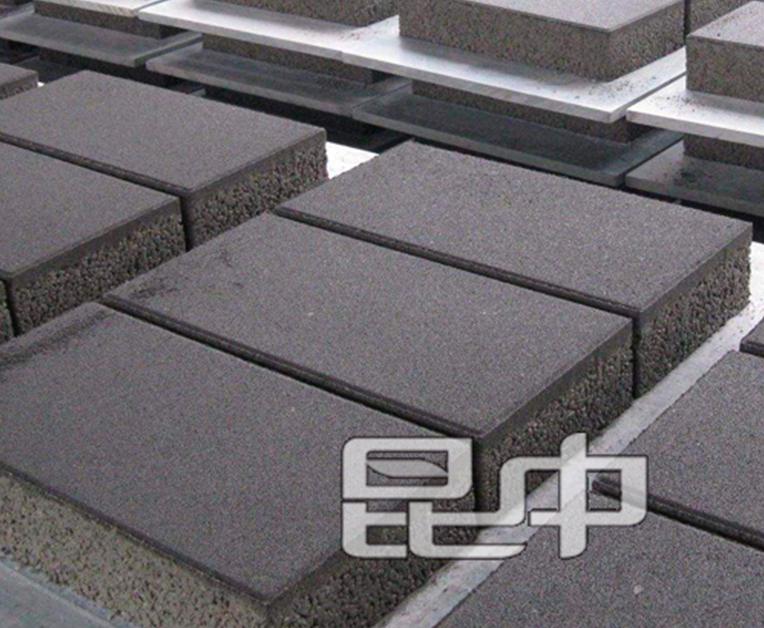 地面仿石透水砖