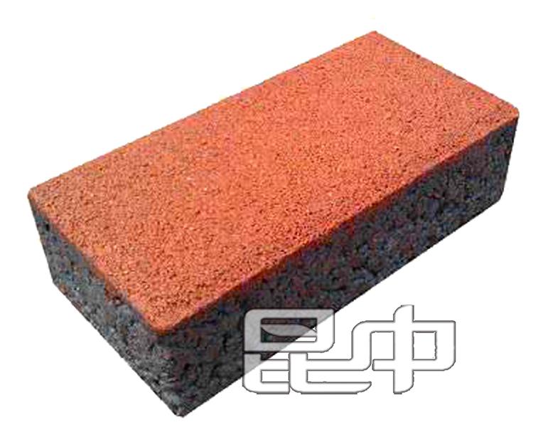 pc仿石透水砖