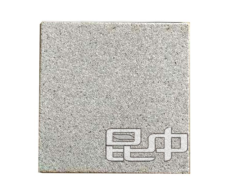 浅灰PC透水砖