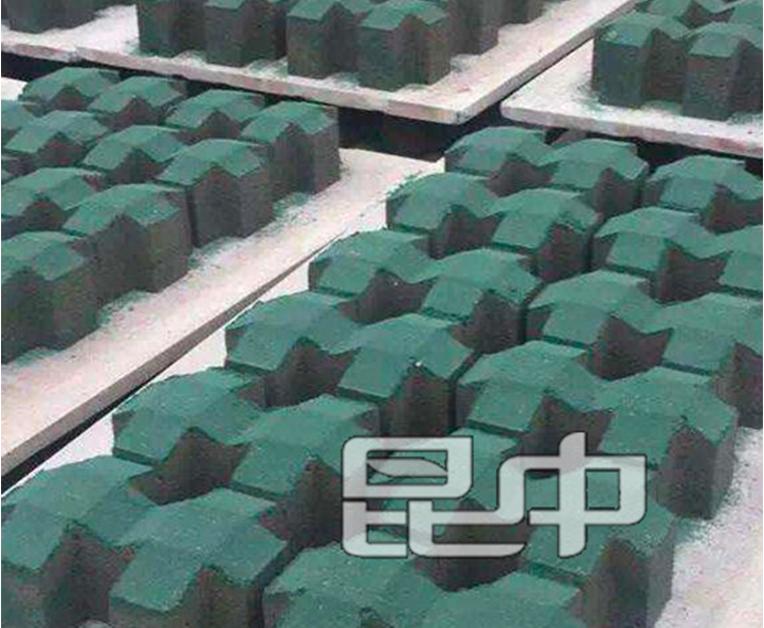 地面植草砖