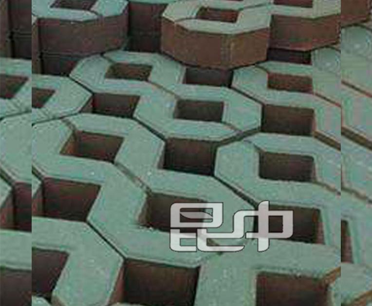 云南地面植草砖厂家