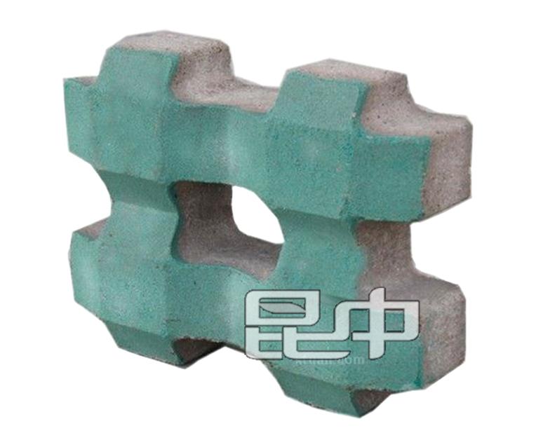 井字形状植草砖