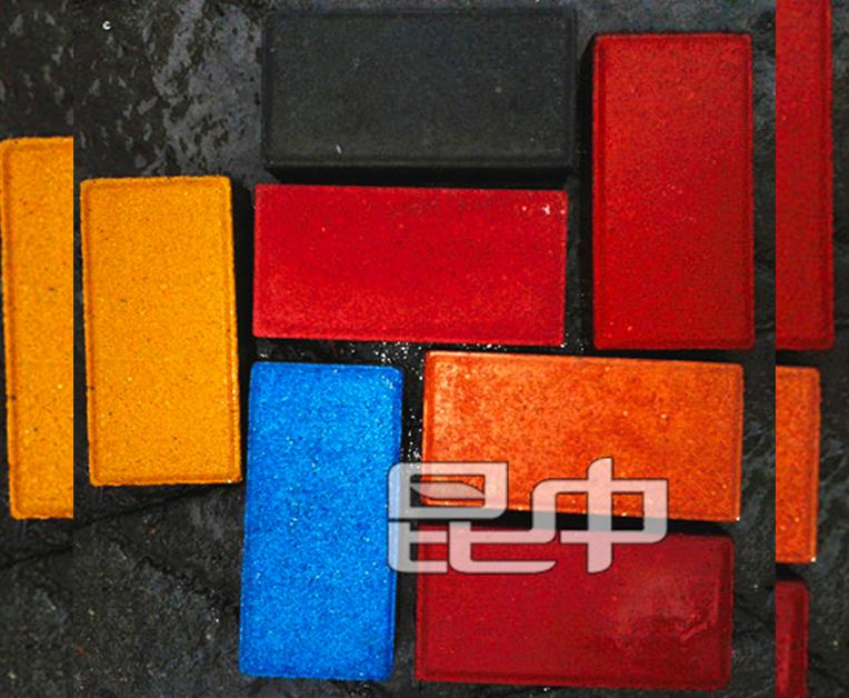 新型仿石pc砖