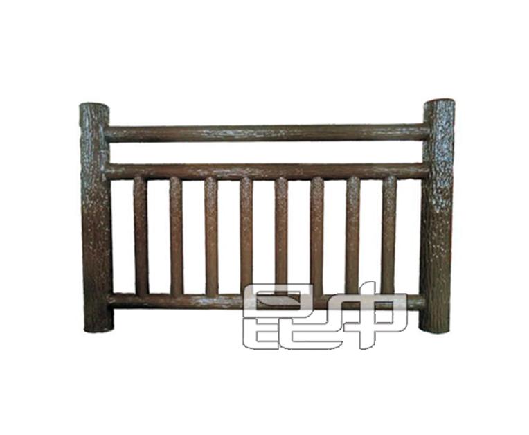 仿竹栏杆护栏