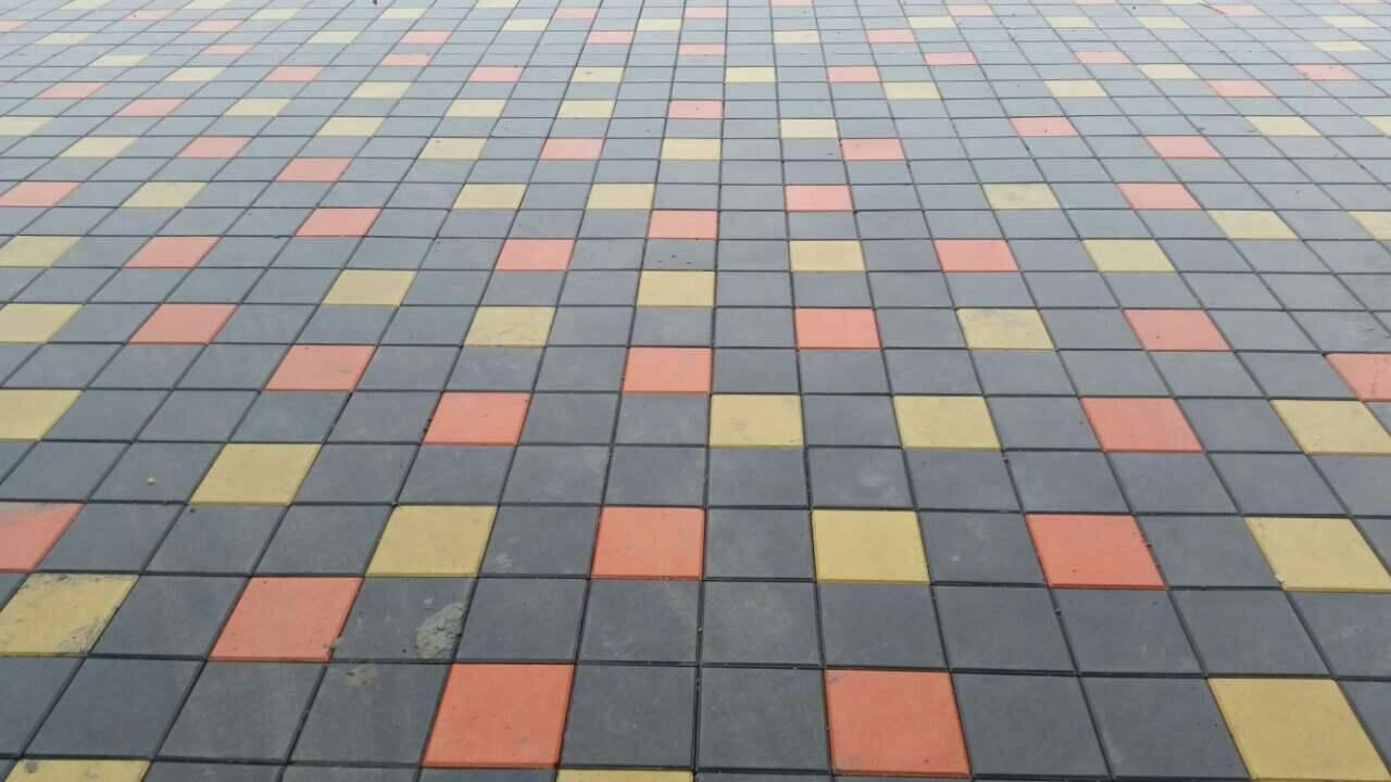 云南PC砖,景观新材料的应用实践!