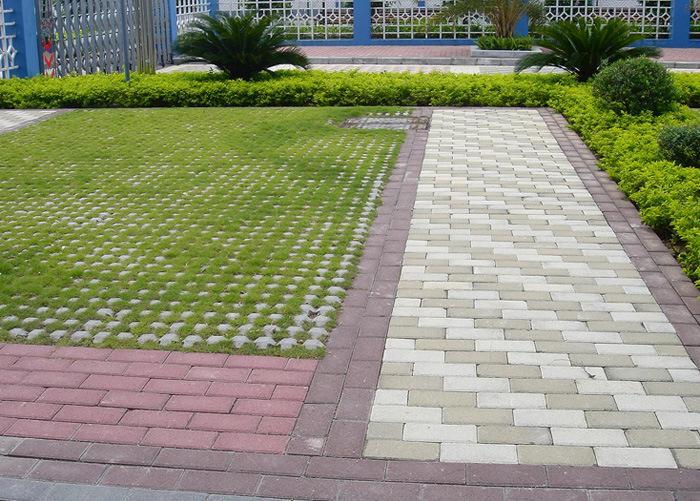 云南植草砖