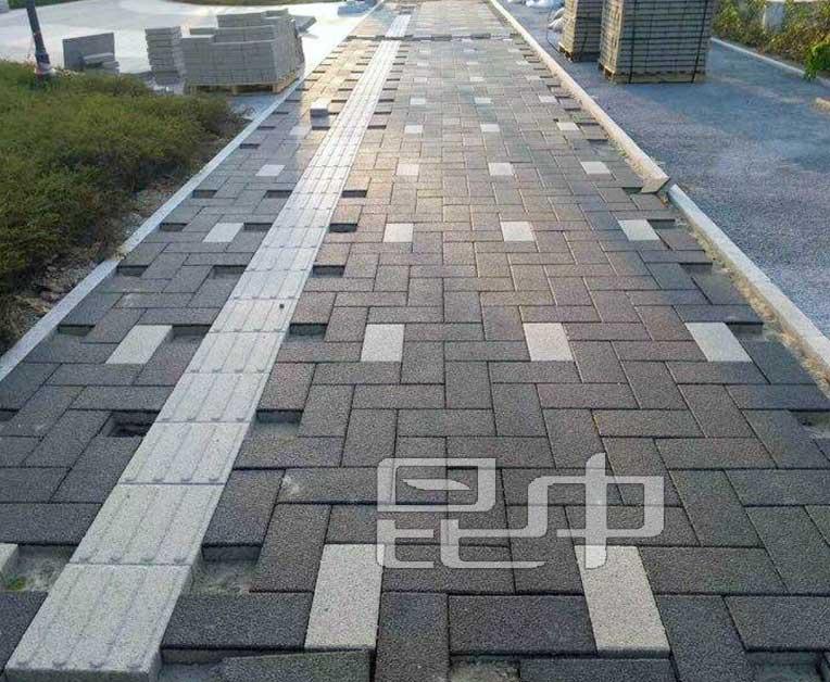 路面混凝土透水砖