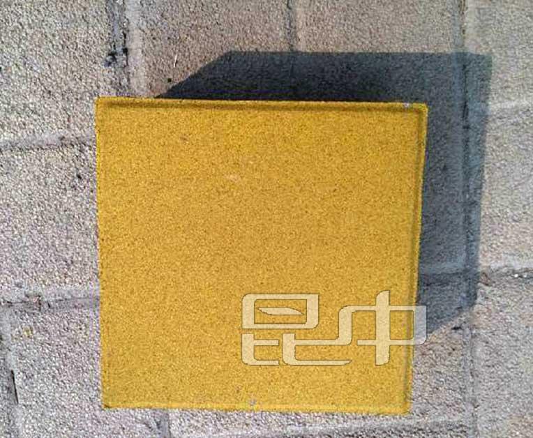金黄PC透水砖