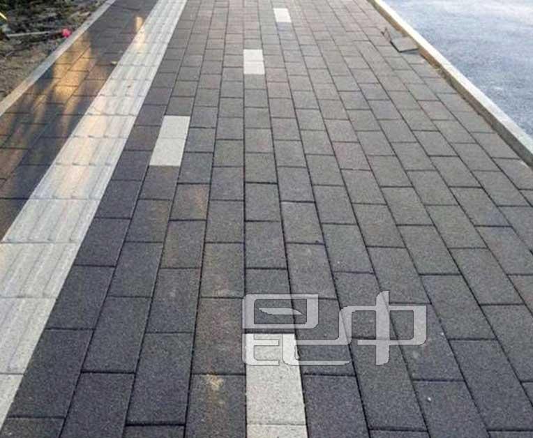 人行道PC透水砖