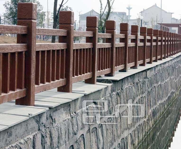 城市道路防木栏