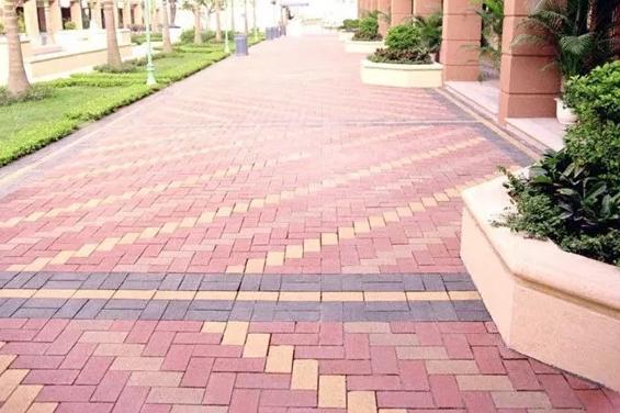 景观园林透水砖铺装「景观园林透水砖铺装施工工艺」