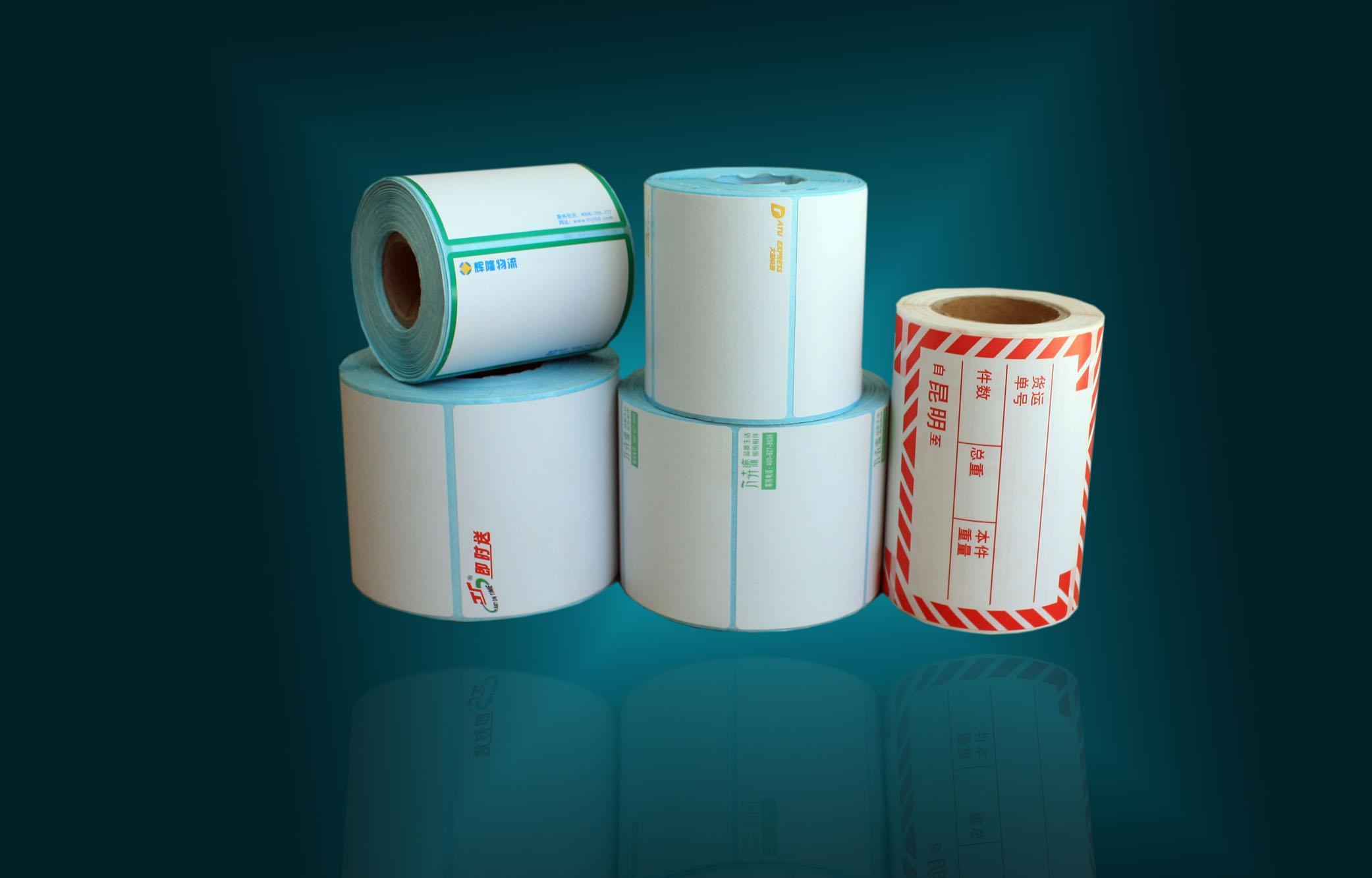 昆明卷筒不干胶印刷公司告诉你什么是不干胶标签