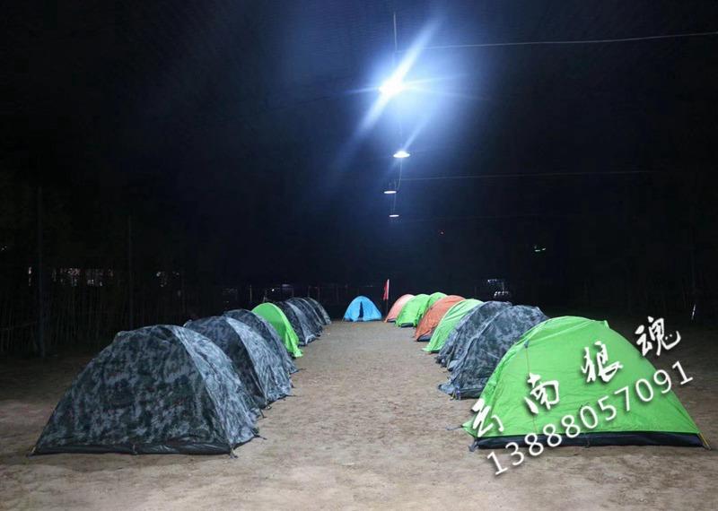 野外露营生存