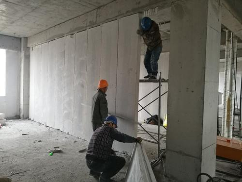云南alc墙板安装方法