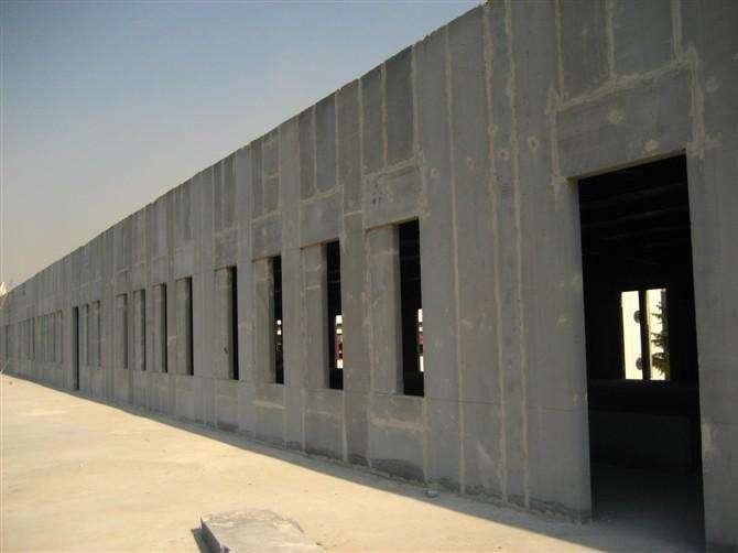 云南alc墙板应用领域