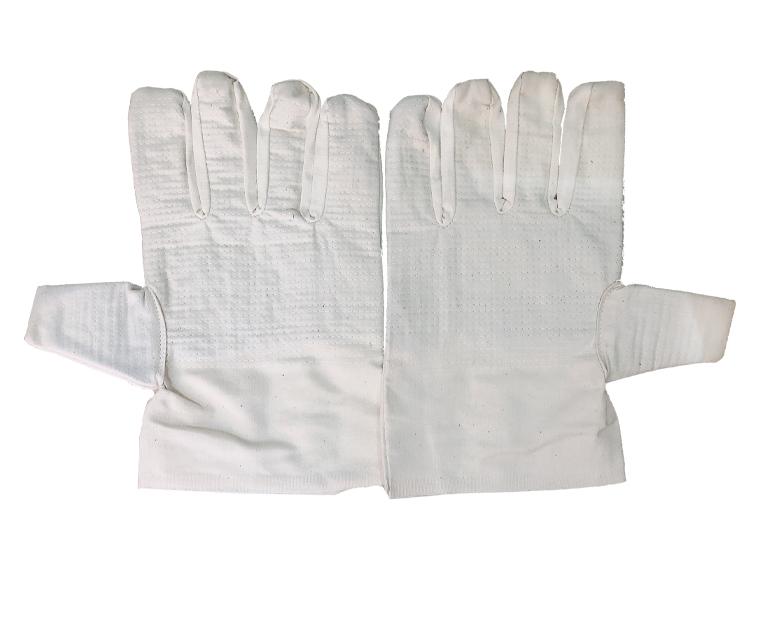 24线板衬帆布手套